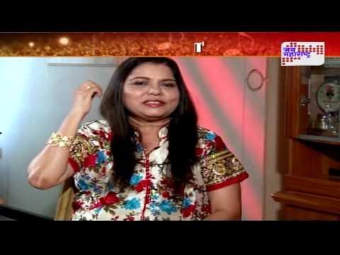 Musical chat with Sadhana Sargam on Maharashtra day seg 1