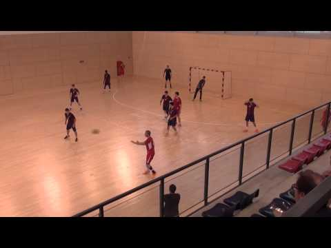 Barcelona - Georgia (Test Match Handball)