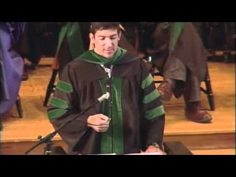 Medical School Graduation Speech 2012 #DocKassin