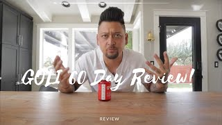Goli Apple Cider Vinegar Gummy 60 Day Review!