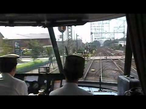 近鉄21000系アーバンライナー前面展望 伊勢中川~松阪
