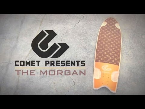 Comet Skateboards // Presents The Morgan