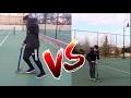 CHUNKY VS MICHAEL LUZZI | FLAT GAME OF S.C.O.O.T.