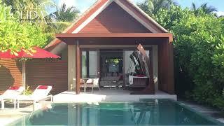 Niyama Maldives Beach Studio With Pool Walkthrough - Simply Maldives Video