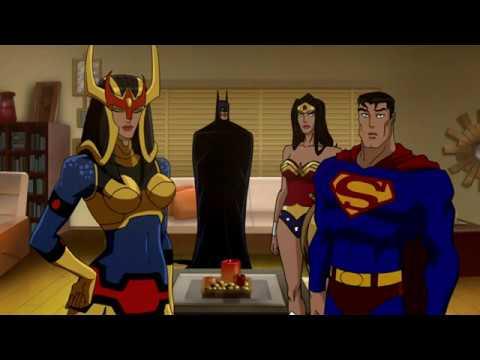 Супермен,Бэтмен,Чудо Женщина у Барды