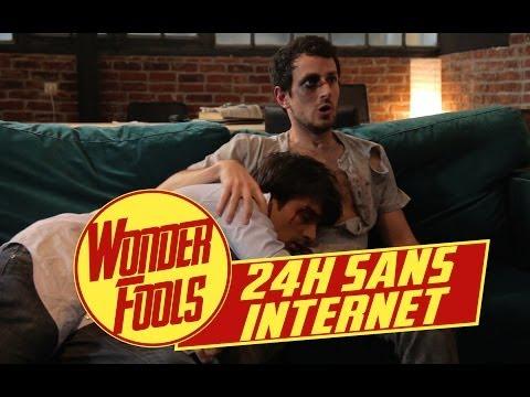 24h sans internet