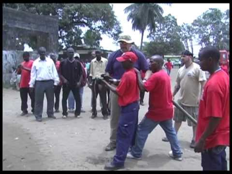 Brooklyn Park Fire Department Mission to Liberia