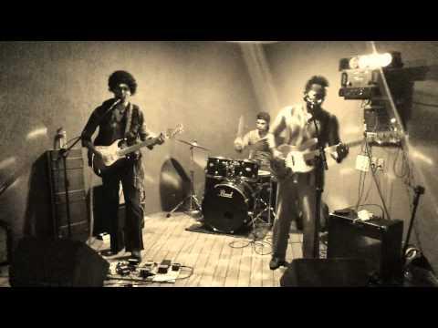 New Rising Sun - Voodoo Child ( Jimi Hendrix ) - Espaço Rock Bar - 20-07-2014