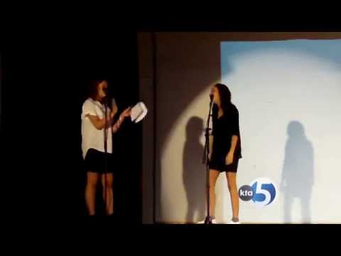 Kaitaia College Talent Quest 2012 - Thursday -