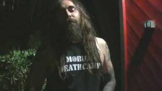 "Skeletonwitch ""Breathing The Fire"" studio vlog #5 (the grand finale -- vocals!)"