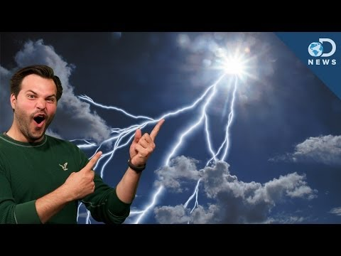 The Sun Causes Lightning On Earth!