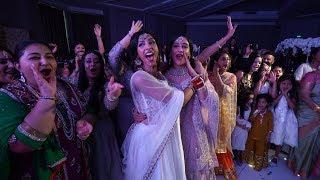 Nishant & Sarita's Dance OFF! || Mandy Dhillon || Vid-Ego || Dj Jazzy
