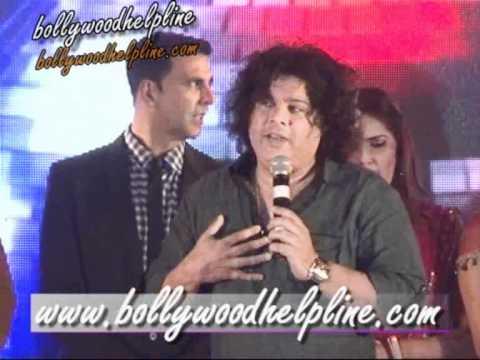 Akshay, John, Ritesh, Sajid Khan on The Ramp to promote their Film House full -2MORE)