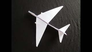 làm máy bay đồ chơi bằng giấy,làm máy bay giấy
