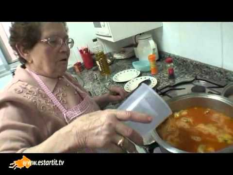 CABRA DEL SANTO CRISTO  Guiso de conejo con patatas recetas de cocina viajera