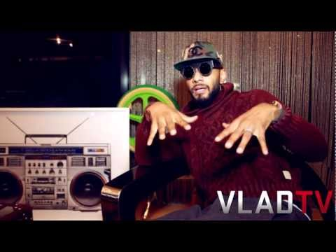 Swizz Beatz on Who He's Got in Cassidy/ Meek Mill Battle