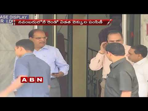 CM KCR Meets Governor Narasimhan Over Early-Polls and Present Situations In Telangana | ABN Telugu