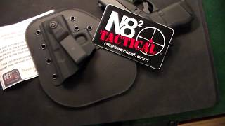 N82 Tactical Envoy Holster for Glock 43!