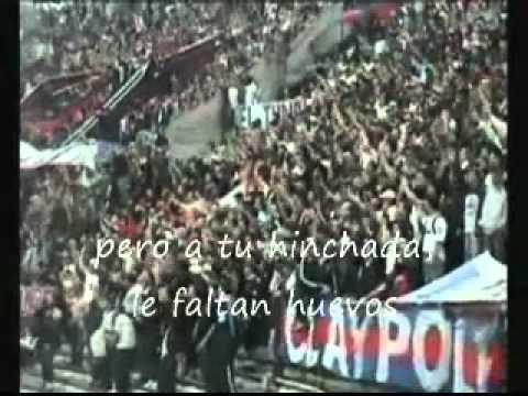 Mejores canciones de hinchadas argentinas (subtitulos)
