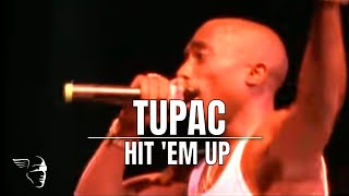 download lagu Tupac - Hit 'em Up Live At The House gratis