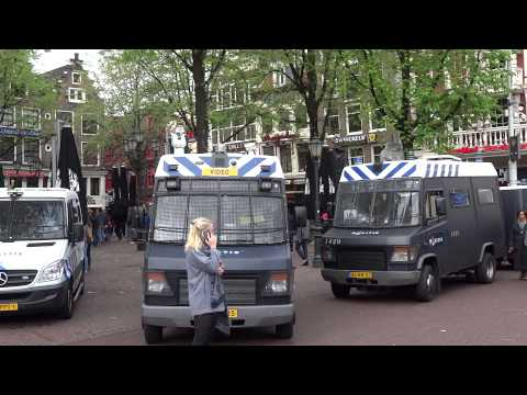 Ajax Landskampioen 2014  Het Leidseplein deel 2