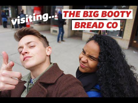 BIG BOOTY BUNS AT BIG BOOTY BREAD CO! thumbnail