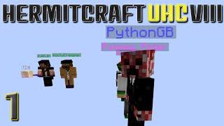 HermitCraft UHC Season 8 ~ Ep 1 ~ Gotta Have Friends!