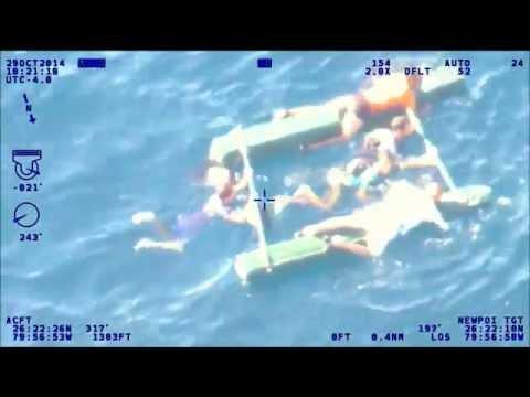 Rescatan a 33 inmigrantes en la costa de Boca Ratón