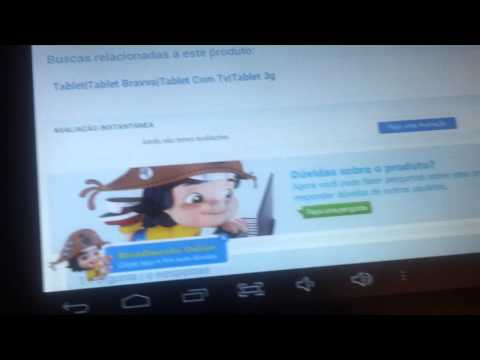 Review Tablet Bravva Tab BV4000X Parte 1