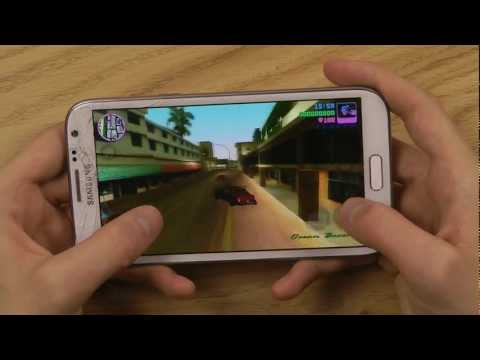 TOP 5 ANDROID GAMES 2013: SAMSUNG GALAXY NOTE 2 GAMES