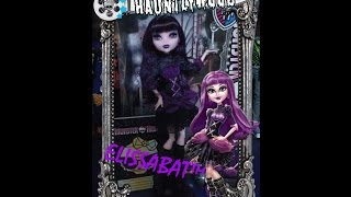 Monster High Frights Camera Action Elissabat Türkçe Tanıtım