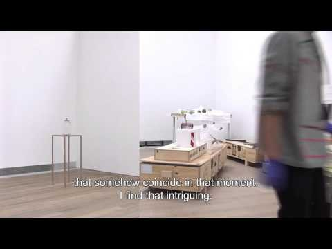Nina Canell - Mid-Sentence, Moderna Museet (Viewed: 275times, Rating: , Comments: 0)