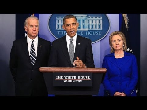 Obama To Biden: I Choose... Hillary!