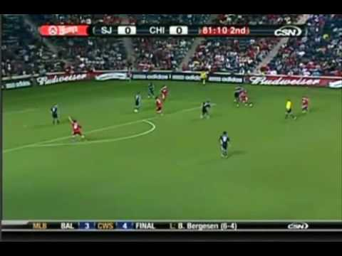 Chicago Fire - Best Goals 2009 Video