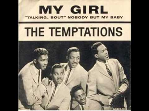 My Girl   The Temptations   1964 video