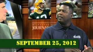 Leroy Butler, Green Bay Packers Hall of Famer Interview 9-25-12