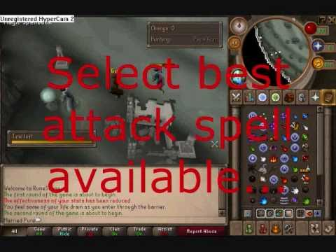 Runescape – Guide to 99 Magic at 10 Constitution