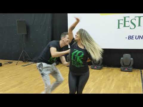 WZF2019: Larissa & Rick in Friday class demo1 ~ Zouk Soul