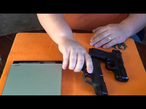Bersa BP9CC vs S&W M&P Shield: Size & Feature Comparison
