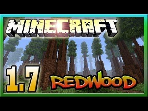 Minecraft 1.7 Biomes Mesa Minecraft 1.7 Redwood Forest