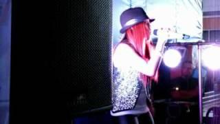 "Charice -""Pyramid""-Nokia LA Live 3/19/2010"