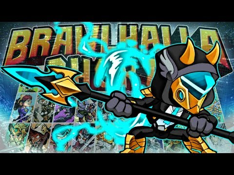 Diamond Ranked Gameplay | Brawlhalla Shorts #37
