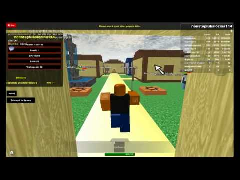 robloxia vs slenderman RPG part 1