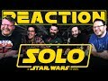 Solo: A Star Wars Story Official Trailer REACTION!! #SoloReactions MP3