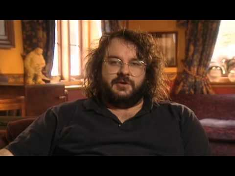Lord Of The Rings Behind The Scenes - Intro With Peter Jackson