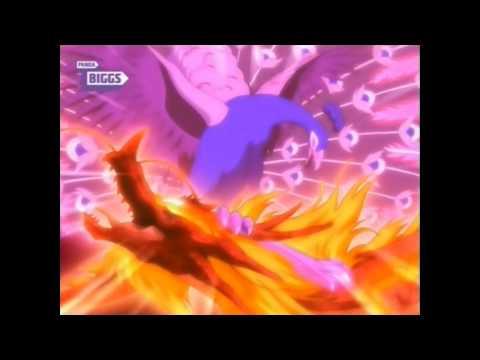 beyblade AMVBB: Meteo L-Drago LW105LF VS Killer Beafowl UW145EWD  (Jack vs Ryuga