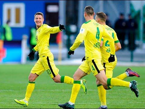«Томь» 0 – 3 «Анжи»