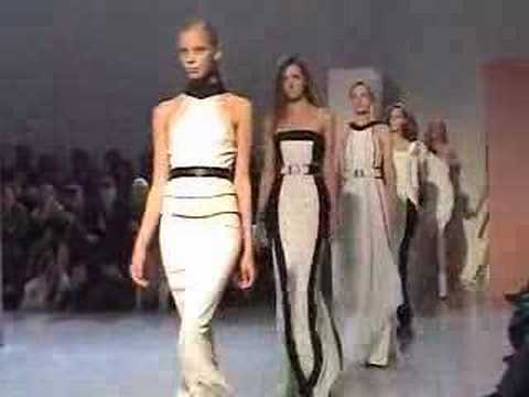 London Fashion Week, part I Video