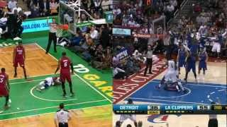 Better Dunk_ LeBron James or DeAndre Jordan?