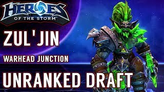 Catch! - Zul'jin [Heroes of the Storm]